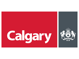 A logo of the City of Calgary, an Armour Equipment client.