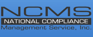 The logo for National Compliance Management Service Inc.